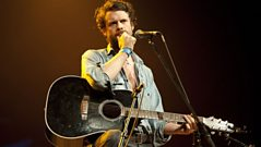 Father John Misty joins Bob Harris in the studio