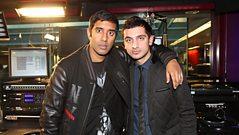 Sam Khan chats to Nihal