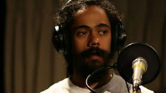 Damian Marley catches up with Robbo Ranx