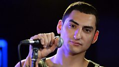 Mic Righteous in Fire in the Booth!