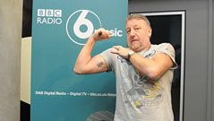 Peter Hook joins Radcliffe and Maconie