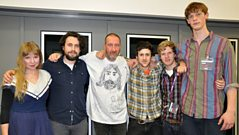 Hot Feet chat to Marc Riley