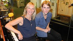 Tom Odell speaks to Jo Whiley