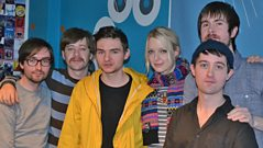 Villagers speak to Lauren Laverne
