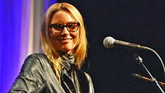 Aimee Mann in conversation with Simon Mayo