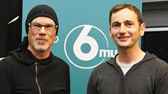 James speak to Radcliffe and Maconie