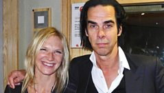 Nick Cave speaks to Jo Whiley