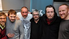 I Am Kloot chat with Marc Riley