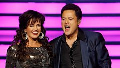 Donny and Marie Osmond interview