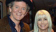 Emmylou Harris and Rodney Crowell chat to Simon Mayo
