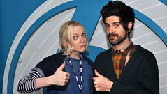 Devendra Banhart chats to Lauren Laverne