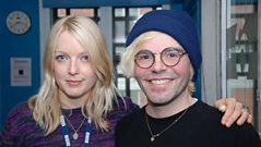 Tim Burgess chats to Lauren Laverne