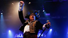 Adam Ant in conversation with Janice Long