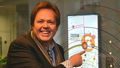 Jimmy Osmond chats to Steve Wright