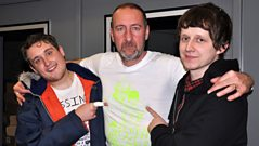 Brown Brogues chat to Marc Riley