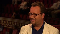 Charles Hazlewood, Gillian Moore and Philip Hensher talk about A London Symphony