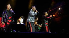 Earth, Wind & Fire Interview