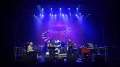 Behind the scenes at Radio 2's Procol Harum concert