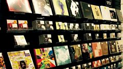 Rough Trade Record store