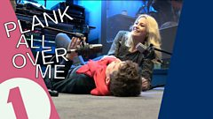 Plank All Over Me with Pixie Lott