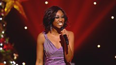 Beverley Knight sings Christmas (Baby Please Come Home) at Soul Noel
