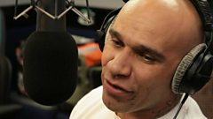 Goldie: On Graffiti