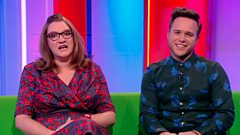 Olly and Sarah stepped in for Matt and Alex