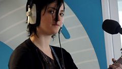 Sharon Van Etten: Making Music From Heartbreak