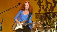 Bonnie Raitt enters Michael Ball's Singers Hall of Fame
