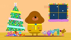 Hey Duggee, The Tinsel Badge