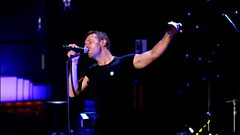 Coldplay - Soundcheck for Ken Bruce