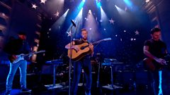 Coldplay's performance of 'Magic'