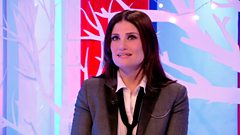 Idina Menzel speaks about what is like to be the voice of Elsa in 'Frozen'