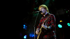Ed Sheeran - Sing at BBC Music Awards 2014