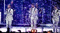 Take That - These Days at BBC Music Awards 2014