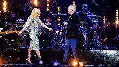 Tom Jones and Paloma Faith - God Only Knows at BBC Music Awards 2014