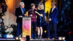 Ed Sheeran - British Artist Of The Year 2014
