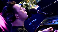 Zak Abel - Unmissable in the Live Lounge