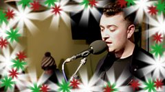 Sam Smith brought his incredible voice to the studio today and made 'Have Yourself A Merry Little Christmas' his own!