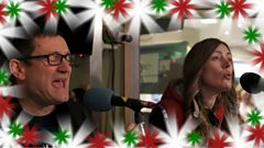 Paul Heaton & Jacqui Abbott get the chestnuts truly roasting with 'The Christmas Song'!