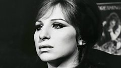 Barbra Streisand chats to Graham Norton