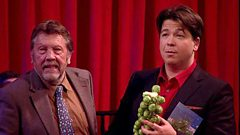 Michael McIntyre and the 'king of sprouts'