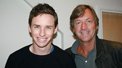 Eddie Redmayne chats to Richard Madeley