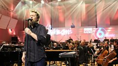 John Grant and the BBC Philharmonic Orchestra perform 'Marz'