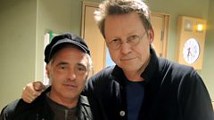 Nils Lofgren in conversation with Simon Mayo
