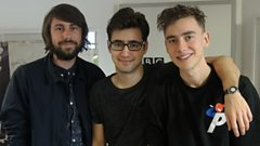 Years & Years talk to Steve Wright