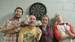 The Wave Pictures in session for Marc Riley (1/2)
