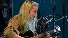 Marika Hackman in session for Lauren Laverne