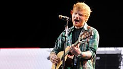 Ed Sheeran - Soundcheck performance for Ken Bruce
