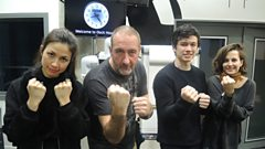 Emmy The Great in session for Marc Riley